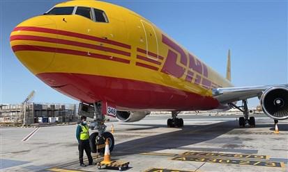 """""""دي إتش ال"""" إكسبرس تُضيف لأسطولها 7 طائرات بوينغ 767-300Fs"""
