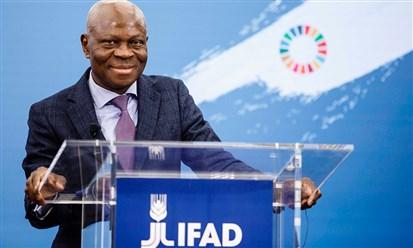الصندوق الدولي للتنمية الزراعية يجدّد لـ جيلبير أنغبو لولاية ثانية