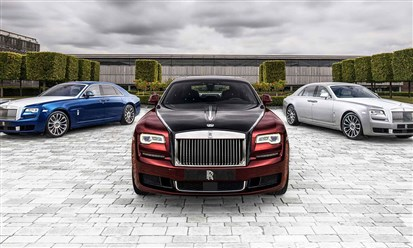 Rolls-Royce تحقق نتائج قياسية تاريخية في العام 2019