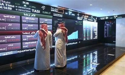الأسهم السعودية في النصف الأول: الإغلاق الأعلى منذ 11 سنة