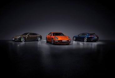 Porsche Panamera 2021: أكثر أناقة وقوة