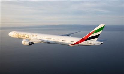 طيران الإمارات: 4 رحلات أسبوعياً إلى بيروت من 1 يوليو
