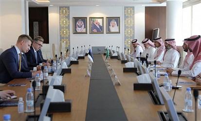 السعودية وإستونيا تتعاونان في مجال الاقتصاد الرقمي والابتكار