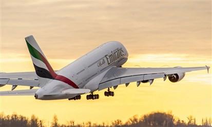طيران الإمارات تشغل طائرات A380 إلى لندن هيثرو وباريس