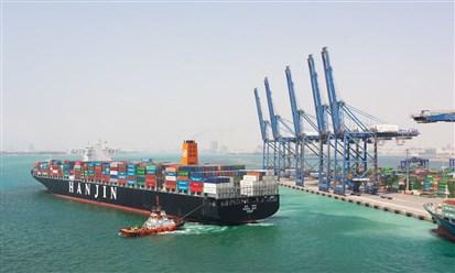 """""""موانئ"""" تبدأ التشغيل الفعلي لأكبر عقد تخصيص منفرد في """"ميناء الملك عبدالعزيز"""""""