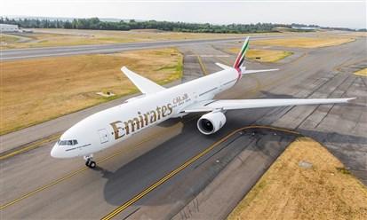 """""""طيران الإمارات"""" تعزز أعمالها في جنوب أفريقيا"""