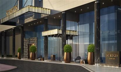 ماريوت الدولية توقع اتفاقية لافتتاح فندق سانت ريجيس في دبي