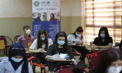 """""""الإسلامي للتنمية"""" و""""سبارك"""" يوقعان برنامجاً لدعم اللاجئين السوريين"""