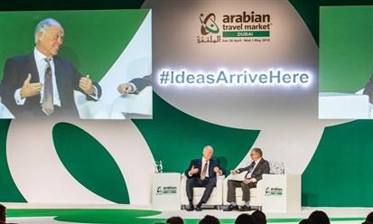 """دبي تستضيف """"سوق السفر العربي"""" بنسخته الحية ما بين 16 و19 مايو المقبل"""