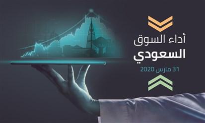 أداء السوق السعودية: 31 مارس 2020