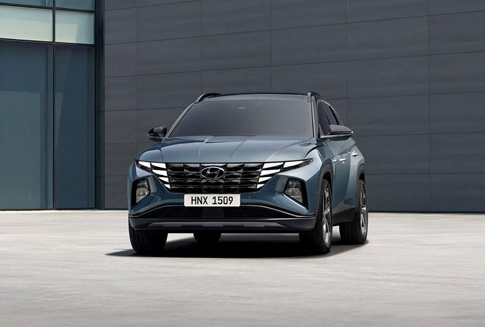 الجيل الرابع من Hyundai Tucson