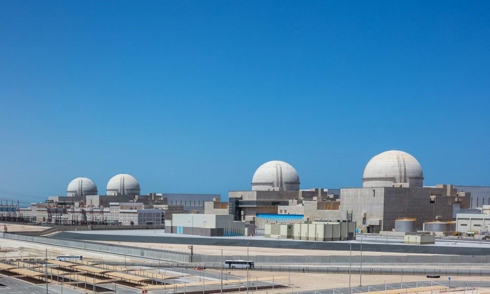 الامارات: ربط ثاني وحدة بمحطة براكة النووية بشبكة الكهرباء