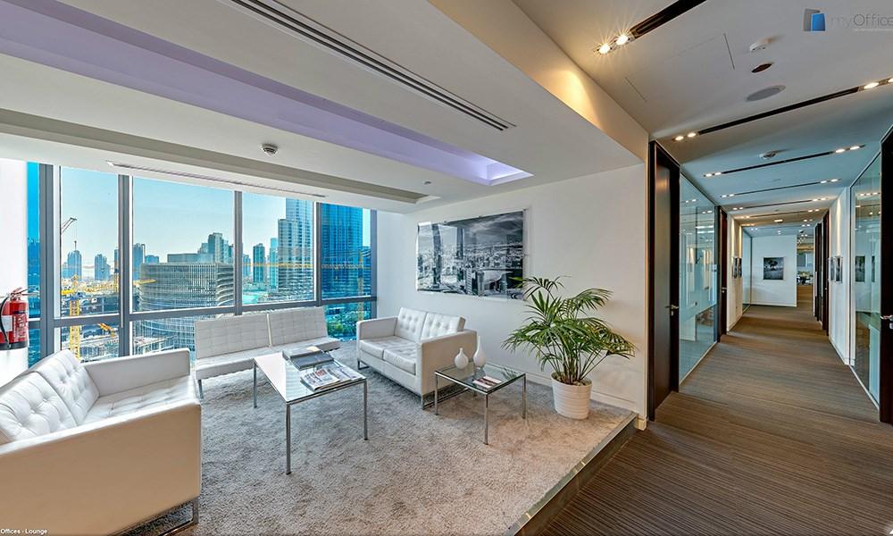 شاغلو المكاتب في دبي: الاستفادة من ضعف شروط السوق