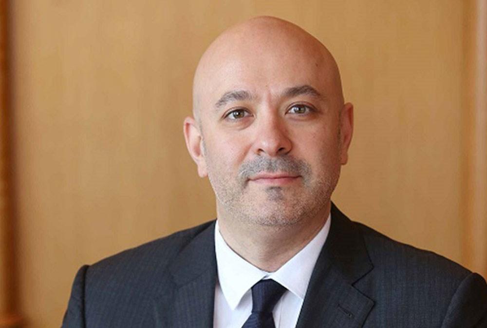 بنك البحر المتوسط يعيّن أسامة سلمان مستشاراً قانونياً عاماً