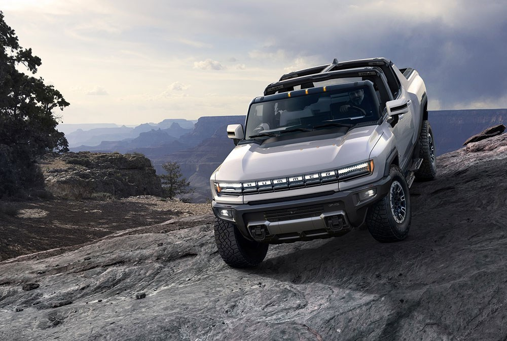 GMC Hummer EV: بدء الإنتاج أواخر 2021
