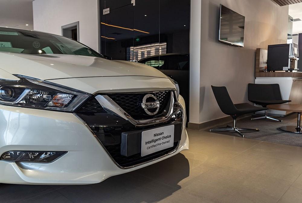 برنامج Nissan للسيارات المستعملة