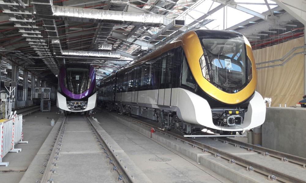 """""""ألستوم"""" تعزّز تطوير مشاريع السكك الحديد في السعودية"""