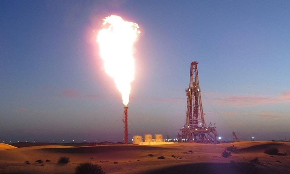 """""""سنوك"""" و""""إيني"""" تبدآن إنتاج الغاز في بئر """"محاني-1"""" بالشارقة"""