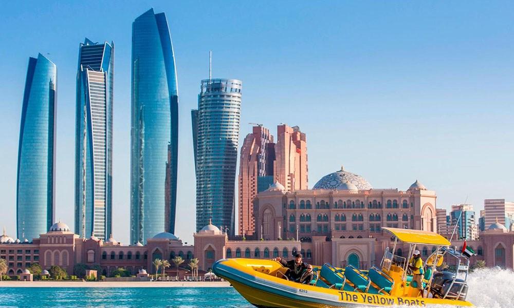 التبادل التجاري غير النفطي بين الإمارات وعمان يبلغ 48 مليار درهم في 2019