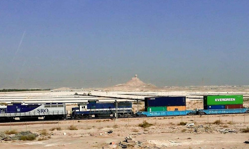 """السعودية: """"الخطوط الحديدية"""" تنقل أكثر من 733 ألف حاوية نمطية في 2020"""