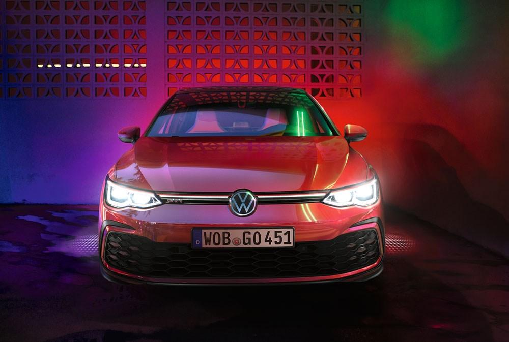 الجيل الثامن من VW Golf GTI في أسواق المنطقة