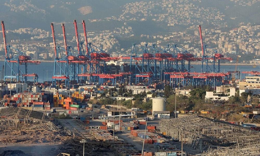 لبنان: حراك لإصلاح رافعات مرفأ بيروت