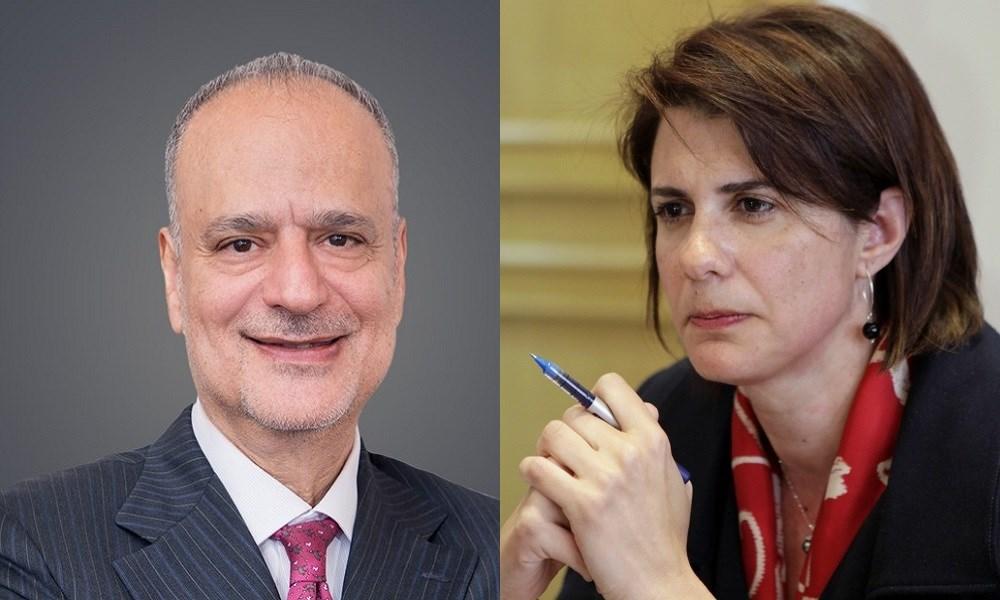 """""""المتوسط"""": قيادة المرحلة الجديدة الحفار رئيساً والعقاد رئيساً تنفيذياً"""