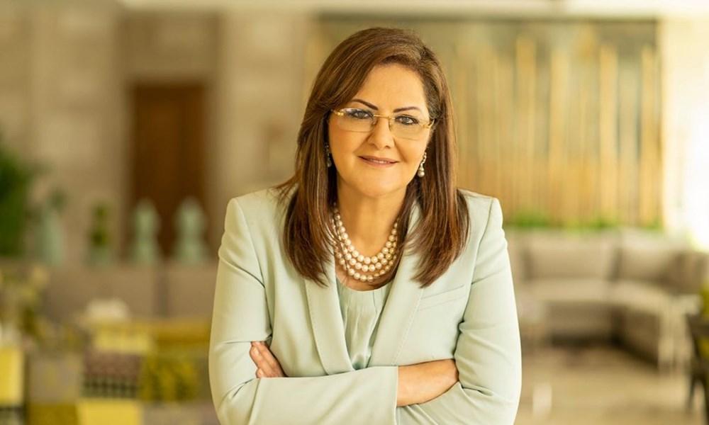 الوزيرة هالة السعيد تعرض سياسات مصر للتحول نحو الاقتصاد الأخضر
