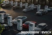 شراكة بين Bridgestone و EVBox في مجال شحن السيارات الكهربائية