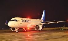 """الكويتية"""" تتسلم """"الفنطاس.. خامس طائرات ايرباص   A320neo"""