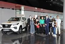"Toyota  و ""مجتمع جميل"" تدعمان جهود الإغاثة الإنسانية في لبنان"