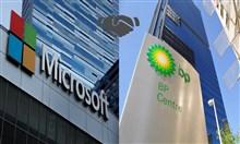 شراكة استراتيجية بين BP و Microsoft لتعزيز الأهداف البيئية