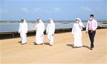 """""""أبوظبي للتنمية"""" يفتتح مشروع محطة للطاقة الشمسية في أرض الصومال"""