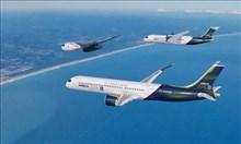 Airbus: ثلاثة نماذج لطائرات عديمة الانبعاثات