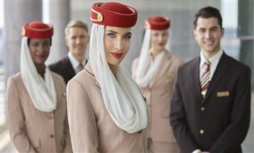 طيران الإمارات: توظيف 6000  من الكوادر لدعم التعافي السريع