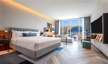 """افتتاح أول فندق """"وارنر براذرز"""" على جزيرة ياس في نوفمبر المقبل"""