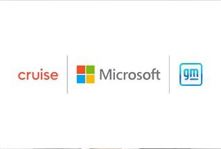 شراكة بين Cruise،  General Motors و Microsoft