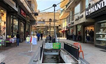 الأسواق التجارية في لبنان تئن تحت وطأة كورونا والدولة غائبة