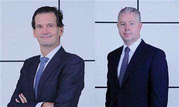 لويك فواد وكايس هوفينغ رئيسان تنفيذيان لدويتشه بنك في المنطقة