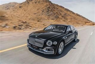 Bentley Flying Spur V8 في الشرق الأوسط