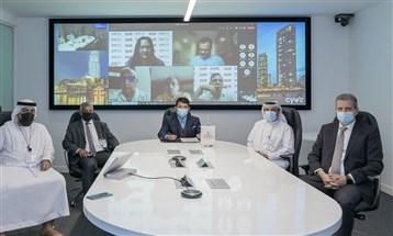 """""""أمن مجموعة الإمارات"""" و""""أكاديمية جي إم آر للطيران"""": اتفاقية لتعزيز برامج التدريب"""