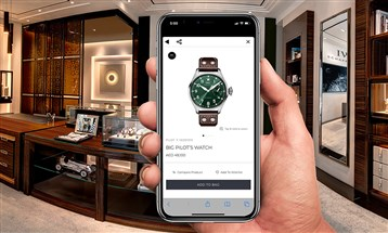 IWC SCHAFFHAUSEN تطلق منصتها للتجارة الإلكترونية في الإمارات