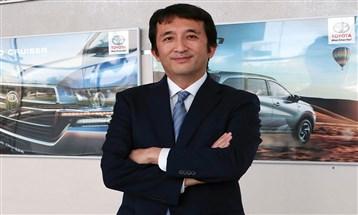 """الممثل الرئيسي لـ """"تويوتا"""" في المنطقة: آفاق جديدة لمتعة التنقل"""