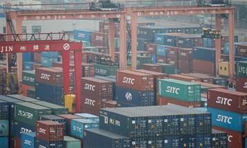 صادرات كوريا الجنوبية تنخفض 0.2 في المئة