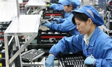 النشاط الصناعي في الصين يتباطأ في مايو