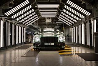 Bentley تنتج النسخة 40,000 من طراز Flying Spur