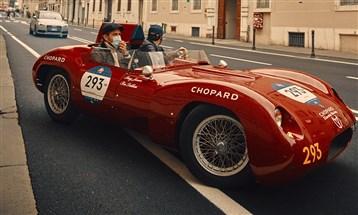 Chopard: إصدارات خاصة بسباق Mille Miglia جرياً على عادتها