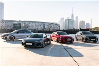 نمو قياسي لمبيعات Audi بمعدل 37 في المئة
