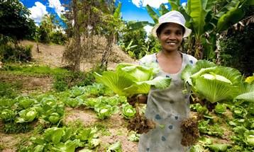"""60  من مشاريع % """"IFAD"""" تستخدم ممارسات الإنتاج الزراعي المستدام"""