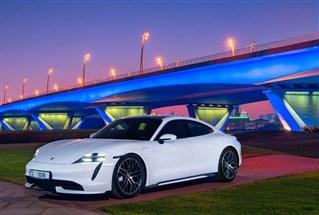 Porsche تحقق نتائج قياسية في المنطقة